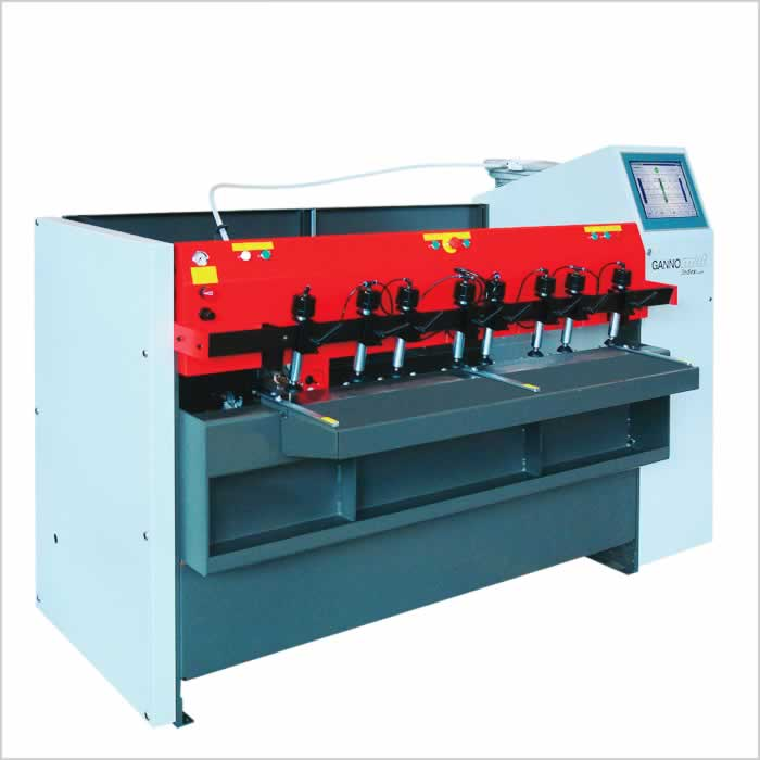 Drill Glue and Dowel Machine - GANNOMAT Index