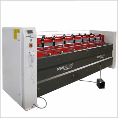 Double line drilling machines - GANNOMAT