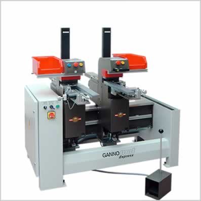 Drilling- and Insertingmachines for hinges and fittings - GANNOMAT