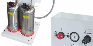 Electronically controlled glue inject applicator - GANNOMAT Injecta - Features and Benefits